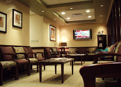 tips for turning off the waiting room boomer highway