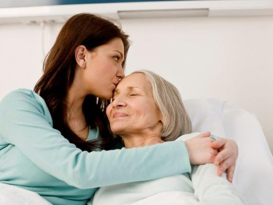 When You're A Caregiver, You're Always Learning
