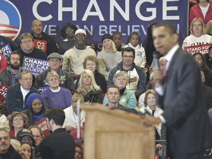 Ruckus About The Caucus: My Iowa Life