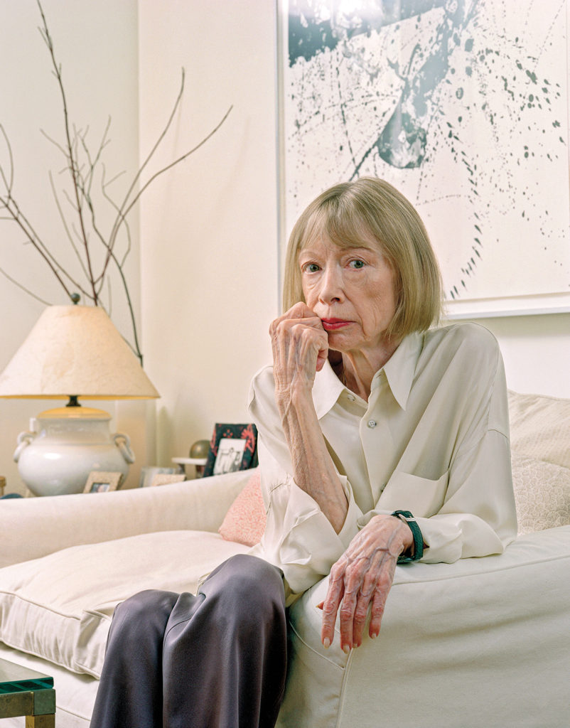 Joan Didion and Me...